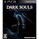 【PS3】DARK SOULS with ARTORIAS OF THE ABYSS EDITION 【税込】 フロム・ソフトウェア [BLJM-60517]【...
