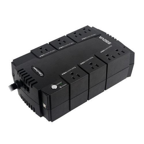 CP550JP CyberPower 無停電電源装置 Backup BR 550 [CP550JP]【返品種別A】【送料無料】