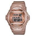BG-169G-4JF カシオ Pink Gold Series Baby-G デジタル時計 [BG169G4JF]【返品種別A】【送料無料】