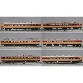 [鉄道模型]カトー 【再生産】(Nゲージ) 10-1128 485系300番台 6両基本セット