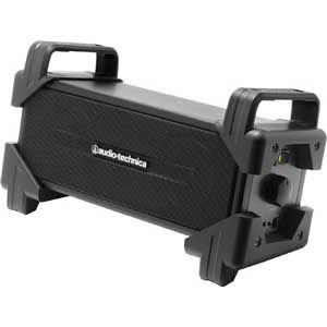 AT-SPB50-BK オーディオテクニカ ポータブルアクティブスピーカー (ブラック) audio-technica [ATSPB50BK]【返品種別A】