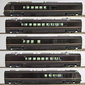[鉄道模型]カトー 【再生産】(Nゲージ) 10-1123 E655系 なごみ (和) 5両セット