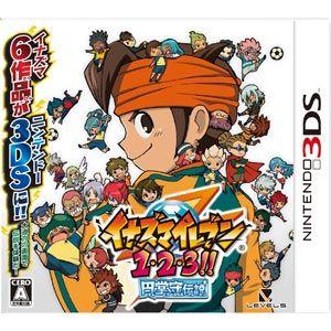 【3DS】イナズマイレブン1・2・3!!円堂守伝説 レベルファイブ [CTR-P-AETJ]