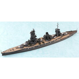 【再生産】1/700 ウォーターライン No.126 日本海軍戦艦 山城 1944 リテイク【02513】 アオシマ