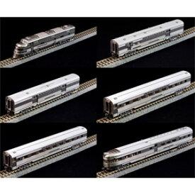 [鉄道模型]ホビーセンターカトー 【再生産】(Nゲージ) 106-090 CB&Q E5A &Silver Streak Zephyr 6両セット