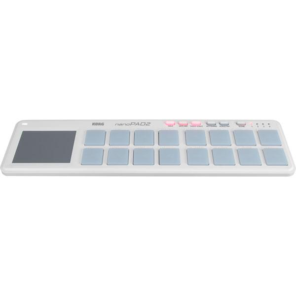 NANOPAD2-WH コルグ MIDIコントローラー (ホワイト) KORG nanoPAD2