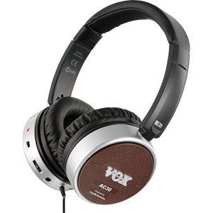 APHN-AC30 ヴォックス アンプラグ内蔵ダイナミック密閉型ヘッドホン VOX amPhones AC30タイプ