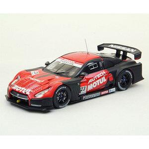 1/43 エブロ モチュール オーテック GT-R スーパー GT500 2012 Winter test