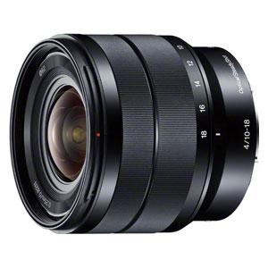 SEL1018 ソニー E 10-18mm F4 OSS ※Eマウント用レンズ(APS-Cサイズ用)