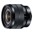 SEL1018 ソニー E 10-18mm F4 OSS ※Eマウント用レンズ(APS-Cサイズ用) [SEL1018]【返品種別A】