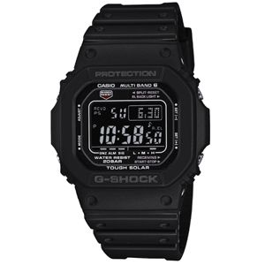 GW-M5610-1BJF カシオ G-SHOCK MULTI BAND6 Gショック ソーラー電波時計 [GWM56101BJF]【返品種別A】