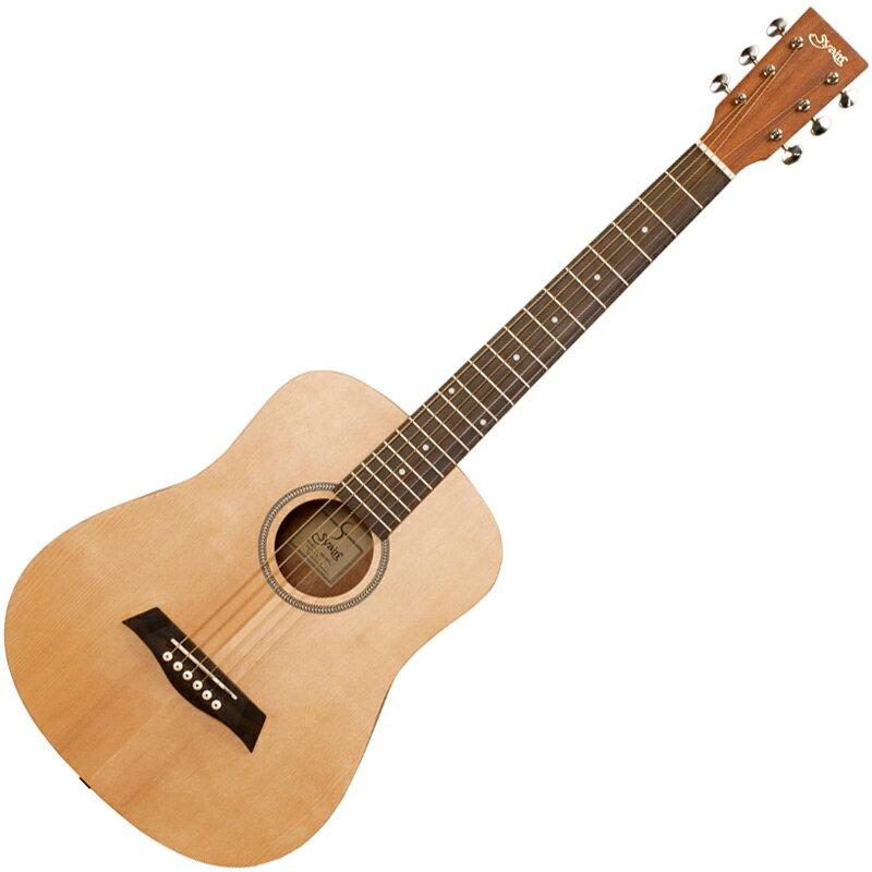 YM-02/NTL S.Yairi(ヤイリ) ミニアコースティックギター(ナチュラル) Compact-Acoustic シリーズ