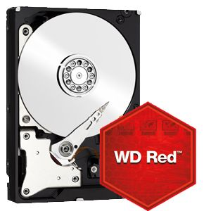 WD20EFRX-R ウエスタンデジタル 【バルク品】3.5インチ 内蔵ハードディスク 2.0TB WesternDigital WD Red(NAS向けモデル) [WD20EFRXR]【返品種別B】【送料無料】
