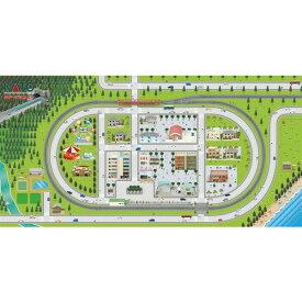 [鉄道模型]カトー (Nゲージ) 24-032 カトー Nゲージ ジオラマシート