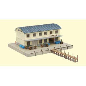 [鉄道模型]トミーテック (N) 建物コレクション 024-2 漁港B2 食品加工所・魚市場