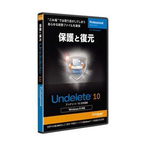 Undelete 10 Professional 相栄電器 アンデリート