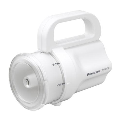 BF-BM10-W パナソニック LED懐中電灯(ホワイト) Panasonic 電池がどれでもライト [BFBM10W]【返品種別A】