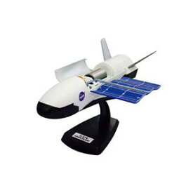 立体パズル 4Dパズル 1/50 X-37Bスペースプレーン アオシマ