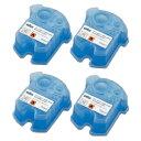 CCR4CR ブラウン アルコール洗浄システム専用洗浄液カートリッジ【4個入】 BRAUN クリーン&リニューシステム用 [CCR…