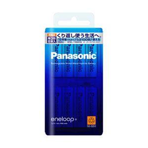 BK-3MCC/8 パナソニック ニッケル水素電池 単3形(8本入) Panasonic eneloop [BK3MCC8]【返品種別A】