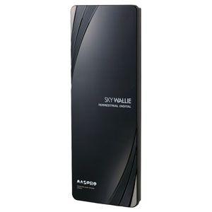 U2SWL20(BK) マスプロ 地上デジタルアンテナ【20素子相当】 (ブラック) SKY WALLIE [U2SWL20BK]【返品種別A】【送料無料】