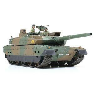 1/35 陸上自衛隊 10式戦車【35329】 タミヤ [T 35329 リクジョウジエイタイ 10シキ センシャ]【返品種別B】