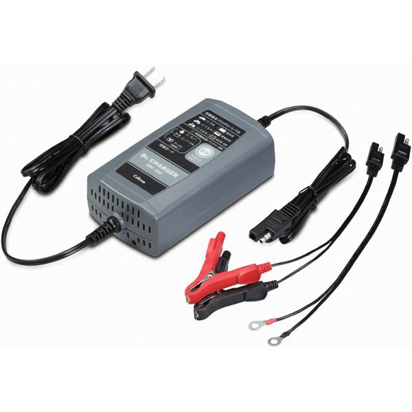 DRC-300 セルスター バッテリー充電器 CELLSTAR Dr.CHARGER(ドクターチャージャー) [DRC300]【返品種別A】