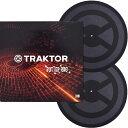 TRAKTORBUTTERRUG ネイティブインストゥルメンツ スリップマット Native Instruments TRAKTOR BUTTER RUGS [...