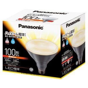 LDR13L-W/W パナソニック LED電球 ビームランプタイプ(電球色相当) Panasonic ハイビーム電球タイプ [LDR13LWW]【返品種別A】