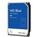 WD10EZEX ウエスタンデジタル 【バルク品】3.5インチ 内蔵ハードディスク 1.0TB WesternDigital WD Blue [WD10EZEXR]【返品種別B】【送料無料】