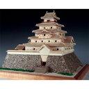 1/150 木製模型 鶴ヶ城 ウッディジョー