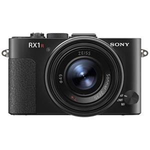 DSC-RX1R ソニー デジタルカメラ「Cyber-shot RX1R」※ローパスフィルターレス [DSCRX1R]【返品種別A】