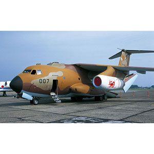 【再生産】1/200 川崎 C-1 コンボ(2機セット)【10698】 ハセガワ [H10698 カワサキ C-1 コンボ]【返品種別B】