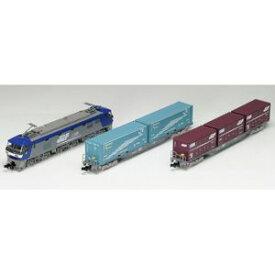 [鉄道模型]トミックス (Nゲージ) 92491 JR EF210コンテナ列車セット 3両