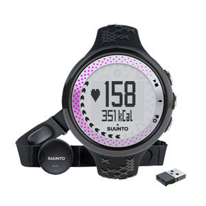 SUUNTO M5 Silver Pink Pack SS020233000 スント M5 シルバーピンクパック 【返品種別B】【送料無料】