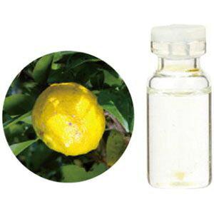 柚子精油(水蒸気蒸留法) 3ml