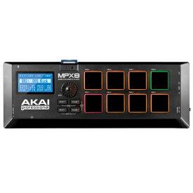 AP-EDR-002 アカイ サンプラー/MIDIコントローラー AKAI MPX8