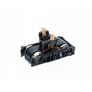 [鉄道模型]トミックス (Nゲージ) 0470 DT115B形動力台車(黒台車枠・銀車輪・黒輪心プレート)