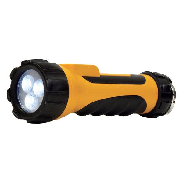 DOP-LR303 ELPA LED懐中電灯 ラバーライト [DOPLR303]【返品種別A】