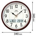 ITM-200J-5BJF【税込】 カシオ 電波掛時計 [ITM200J5BJF]【返品種別A】【送料無料】【RCP】