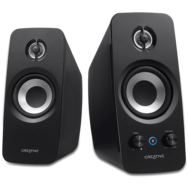 SP-T15W クリエイティブ Bluetooth対応ワイヤレススピーカー Creative T15 Wireless [SPT15W]【返品種別A】