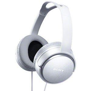 MDR-XD150-W ソニー ダイナミック密閉型ヘッドホン(ホワイト) SONY