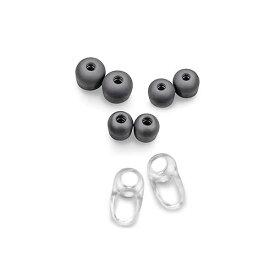 87709-03 プラントロニクス BACKBEATGO2-B(ブラック)専用イヤーチップセット Plantronics BackBeat GO 2 Fit Kit Black #87709-03