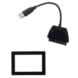 SMOP-NOTE/K サムスン ノートパソコン用アクセサリキット Samsung SSDオプション (SATA/USB3.0変換ケーブル、ノートパソコン用スペーサー)