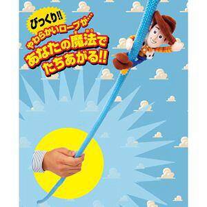ディズニーマジック 魔法のロープ ウッディ(トイ・ストーリー) 手品 テンヨー