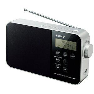 ICF-M780N ソニー ワイドFM/AM/ラジオNIKKEI PLLシンセサイザーポータブルラジオ SONY