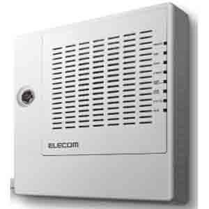 WAB-I1750-PS エレコム 11ac/n/a&11n/g/b同時通信対応 法人向けPoE無線アクセスポイント ELECOM [WABI1750PS]【返品種別A】