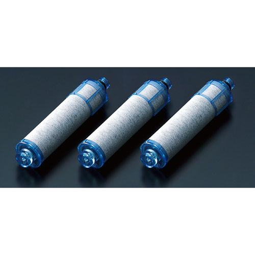 JF-21-T INAX 交換用浄水カートリッジ 高塩素除去タイプ(3個入り) LIXIL INAX オールインワン浄水栓 [JF21T]【返品種別A】