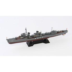 1/700 日本海軍 特型駆逐艦 初雪 新WWII 日本海軍艦船装備セット7付【SPW26】 ピットロード [PT SPW26 ハツユキ カンセンソウビセット7]【返品種別B】