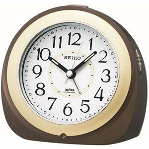 KR331B セイコークロック 電波目覚まし時計 [KR331B]【返品種別A】